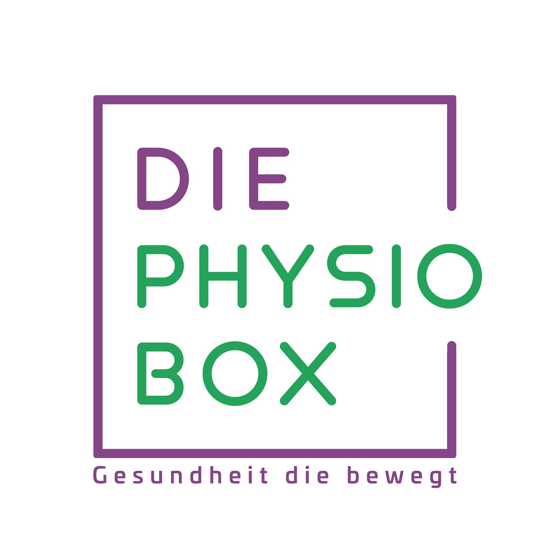 Die Physiobox logo