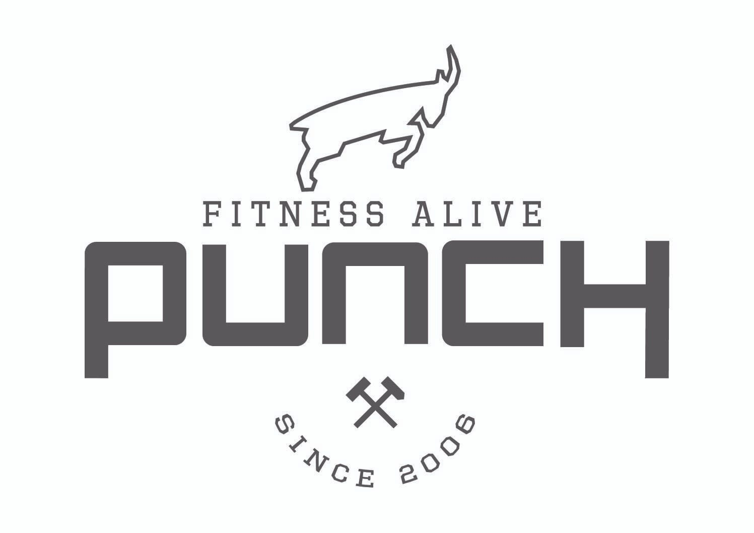 PUNCH FITNESS Essen logo