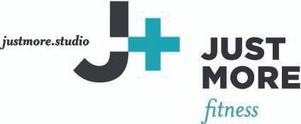 J+JUST MORE logo