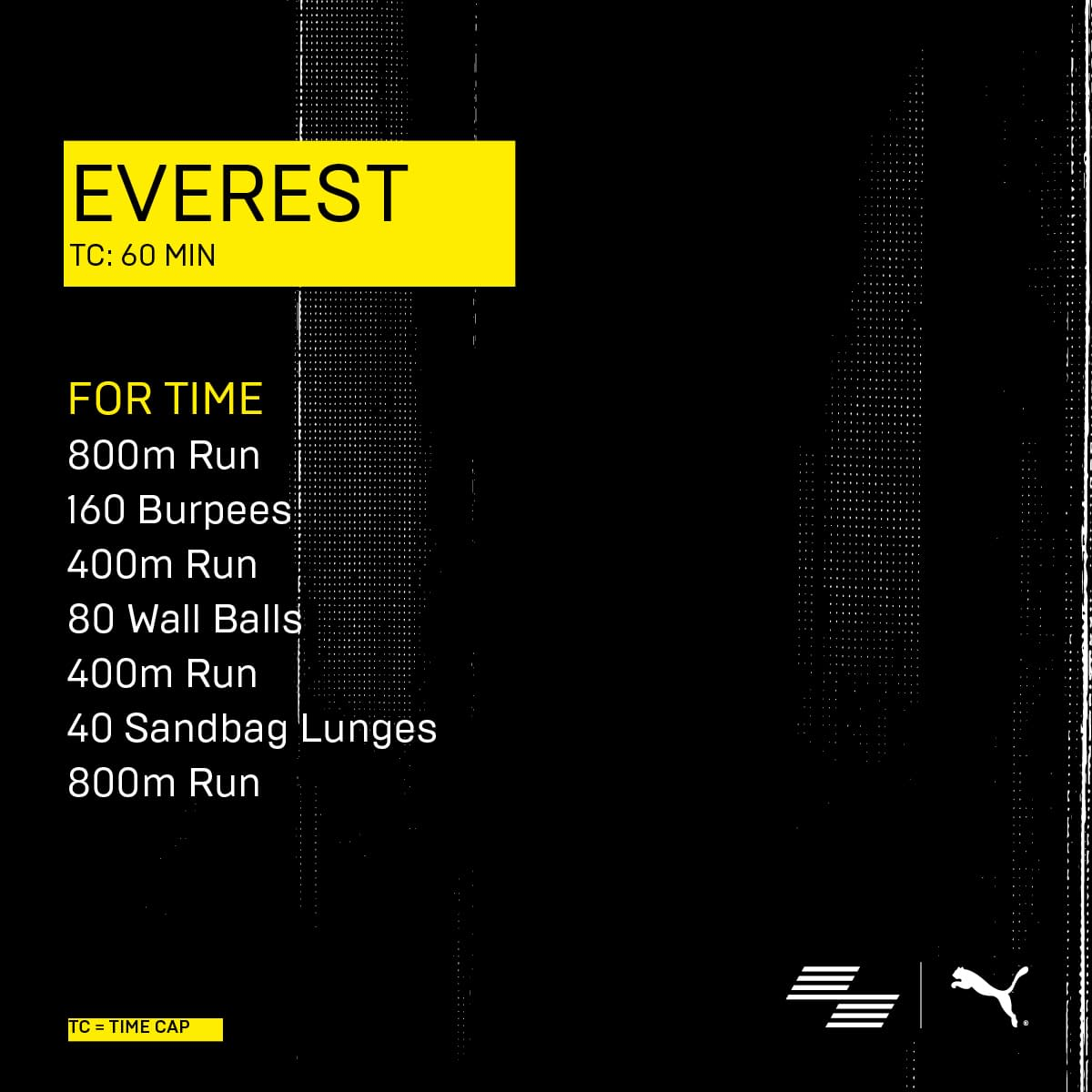 Everest Workout of the Week