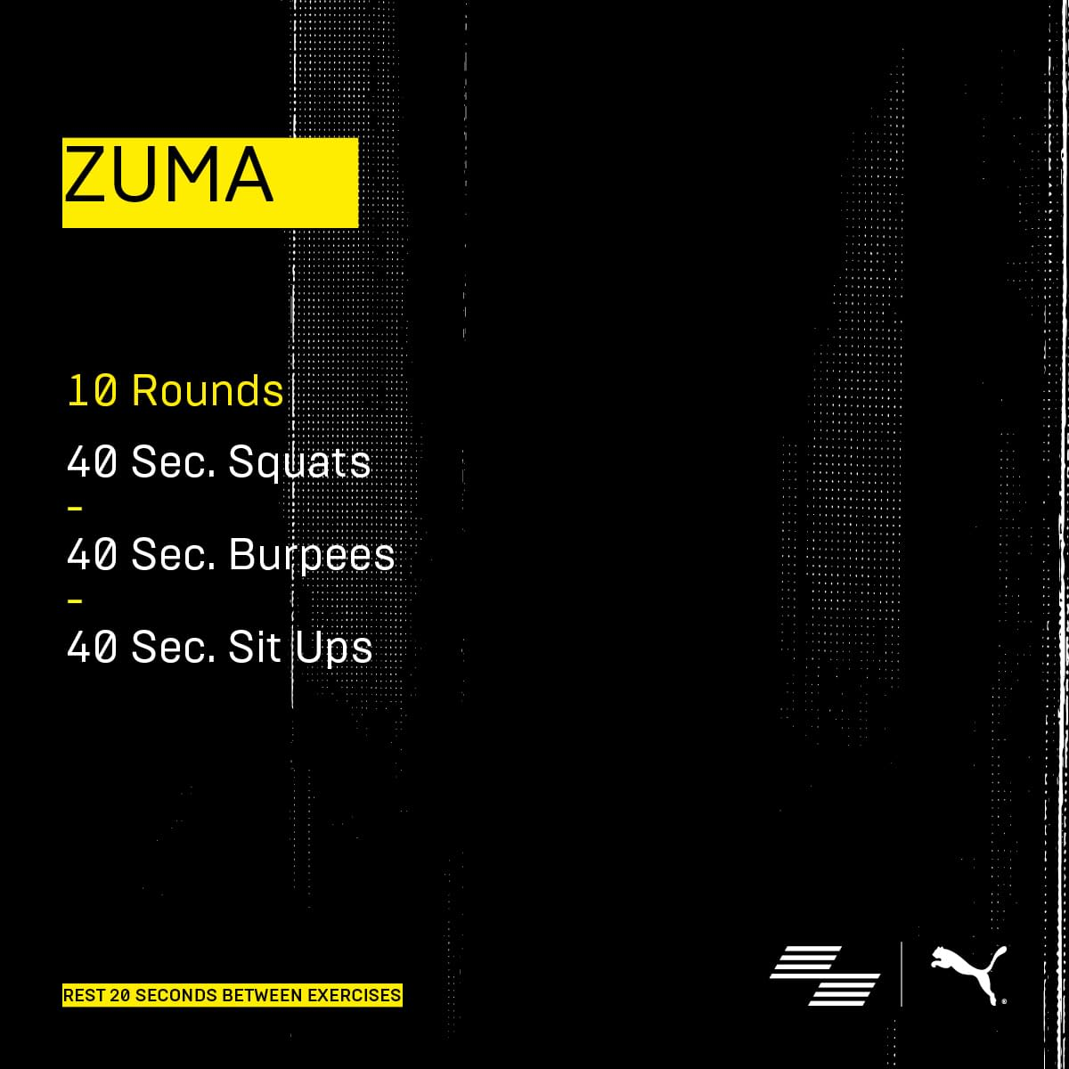 Workouts of the Week ZUMA